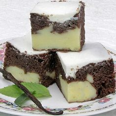 Sweet Desserts, Dessert Recipes, Tiramisu, Food To Make, Picnic, Cheesecake, Food Porn, Food And Drink, Pudding