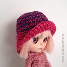 Un preferito personale dal mio negozio Etsy https://www.etsy.com/it/listing/475069218/romantic-hat-for-blythe-doll-sombrero