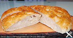 Das weltbeste Fladenbrot, ein sehr leckeres Rezept aus der Kategorie Backen. Bewertungen: 444. Durchschnitt: Ø 4,7. Vegan Casserole, Bread Rolls, Snack Recipes, Snacks, Bread Recipes, Vegan Recipes, Cooking Recipes, Cake & Co, Marzipan