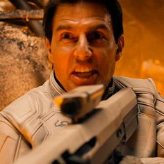Oblivion Trailer Starring Tom Cruise - Joseph Kosinski directs this adaptation of his own graphic novel about the last man on Earth who discovers a woman that crash landed on the planet.