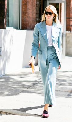 The Best Summer Business Attire for Fashion Girls | WhoWhatWear