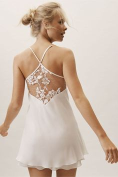 Shop our vintage-inspired bridal lingerie collection. BHLDN offers a variety of wedding lingerie perfect for your wedding night and beyond! Wedding Night Lingerie, Wedding Lingerie, Wedding Dress, Wedding Underwear, Bouquet Wedding, Wedding Nails, Wedding Reception, Gorgeous Lingerie, White Lingerie