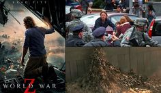 World War Z movie stills - See best of PHOTOS of the WORLD WAR Z film