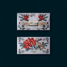 Fendi Red Packet 2019 on Packaging of the World - Creative Package Design Gallery Envelope Design, Red Envelope, Gfx Design, Graphic Design, Red Packet, Creative Gift Wrapping, Silk Screen Printing, Foil Stamping, Packaging Design Inspiration