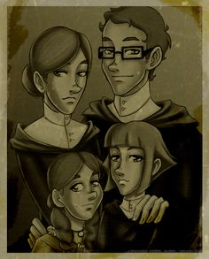 Percy Weasley became an official in the new Ministry of Magic under Kingsley Shacklebolt and married a woman named Audrey. They had two daughters, Molly and Lucy.