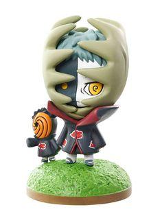 Naruto Shippuden Petit Chara Land Naruto & Akatsuki ( Zetsu )  Naruto - Anime / Manga / Game Figuren - Hadesflamme - Merchandise - Onlineshop für alles was das (Fan) Herz begehrt!