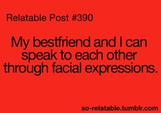haha, you know who you are: J =)