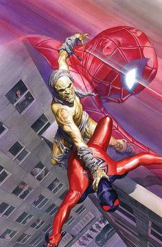 AMAZING SPIDER-MAN #21 CCCLONE CONSPIRACIÓN TIE-IN!  • EL RETORNO DE CARRION pone la Araña Escarlata en un GRAN problema!  • ¿Dónde ha estado Kaine desde Spider-verso y lo que tiene él que ver con el plan del Chacal ?!