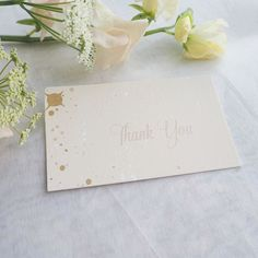 After the wedding there'll be lots of people to thank. Who's on your list?
