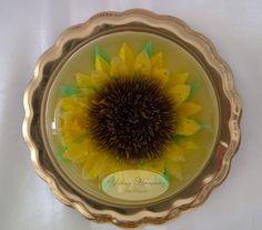Yubisay Hernández: Gelatinas Florales 3D