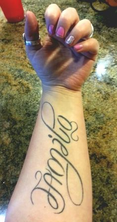 Share Tweet Pin Mail Ambigram tattoos have quickly become a popular request among ink seekers looking for a unique and creative way to express ...