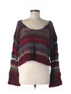 Check it out—Free People Pullover Sweater for $29.99 at thredUP!