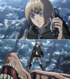 ep. 54 Aot Armin, Mermaid Boy, Attack On Titan Anime, Baby Daddy, Holy Spirit, Worship, Manga Anime, Otaku, Beautiful