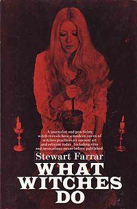 "Farrar, Stewart 1971, ""What Witches Do: The Modern Coven Revealed"", Coward McCann  Geoghegan Inc, New York"