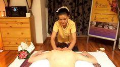 Thai Massage Stuttgart bei Kitty´s - Thai Öl Massage mit Aromaöl