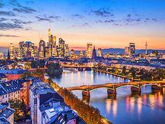 Perfect frankfurt bei nacht Holiday Inn Frankfurt Airport North