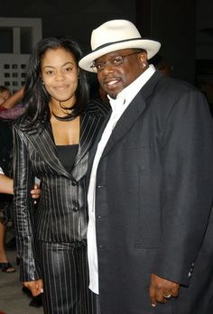 Cedric the Entertainer and wife Lorna Black Celebrity Couples, Black Couples, Couples In Love, Power Couples, Celebrity Kids, My Black Is Beautiful, Beautiful Family, Black Love, Black Men