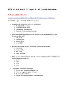 Go access chapter 1 homework computersciencehomework pinterest bus 309 wk 8 quiz 7 chapter 8 all possible questions fandeluxe Images
