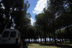 Karavan ve Çadır kamp alanları, Gezi rotaları ve seyahat notları.