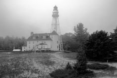 Capture Wisconsin Photo Contest - Rawley Point Lighthouse B (Est. 1894) by Christopher Franklin