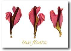 Love Floats Valentine