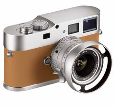 Leica + Hermès...that's what happens when my two favourite brands make friends.