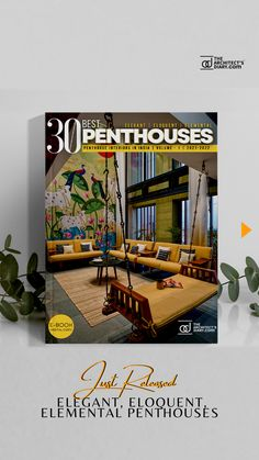 Penthouses, Apartment Design, Design Firms, Fun Projects, Design Inspiration, Collections, India, Interior, Books