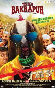 Yeh Hai Bakrapur Hindi Movie: Janaki Vishwanathan Director of the movie Yeh Hai Bakrapur Hindi Movie 2015 Movies, Latest Movies, Comedy Movies, Hd Movies, Movies Free, Streaming Movies, Pm Ms, Bollywood Posters, Bollywood News