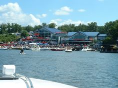 """""""Shooters"""", Lake of the Ozarks...long gone.  I was there the night they opened in 1986 (?) and the dock collapsed into the water."""