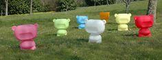 Pure, una preciosa forma decorativa e iluminada que da un toque de alegría a cualquier lugar / Post by Inou Mobiliario