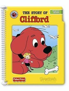 Game Cartridges and Game Books 177916: Powertouch Learning System Book And Cartridge: The Story Of Clifford -> BUY IT NOW ONLY: $34.44 on eBay!