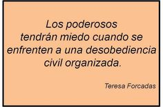 desobediencia civil