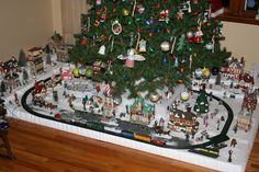 124 Best Christmas Village Display Ideas Images Christmas Villages