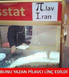 Pilav & Ayran...