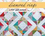 Quilt pattern/ charm packs/fat quarters
