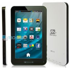 Mercury mTAB7G and mTABLite launched in India