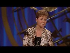 Joyce Meyer, A Merciful and Forgiving Attitude