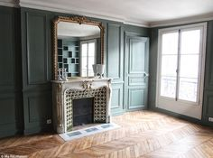 Mur peinture farrow and ball