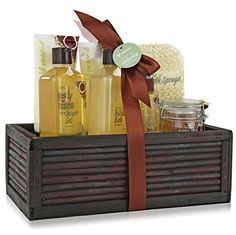 New Holiday Bath Spa Gift Basket - Refreshing Fragrance Enriched Natural Argan Oil, Perfect Wedding, Birthday Anniversary Gift, Bath gift Set Includes Spa Set (Green Tea Argan Oil) online shopping - Buytopbrands Mothers Day Spa, Mother Gifts, Spa Basket, Basket Ideas, Corporate Gift Baskets, Gift Sets For Her, Bath Gel, Shower Set, Spa Gifts