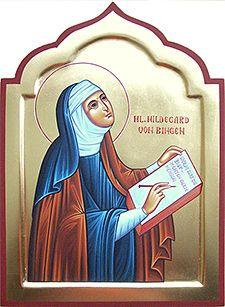 Heilig Blut Gemeinschaft - Hildegard von Bingen