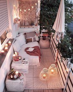 Bohemian Chic Decor, Bohemian Bedroom Decor, Boho Room, Diy Bedroom Decor, Bedroom Romantic, Bohemian Garden Ideas, Modern Bohemian Bedrooms, Modern Chic Decor, Bohemian Porch