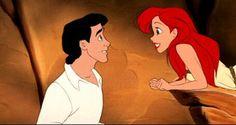Aw ariel and eric. Disney Movie Scenes, Disney Songs, Disney Art, Disney Pixar, Disney Characters, Walt Disney, Disney Princesses, Disney Girls, Disney Love