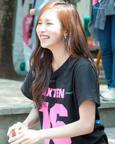 The moment when you feels 100x more happier than her feels at that time just by looking at her smile thats what we called true loveNot just cuz her good looking body voice attitude but its cuz she is she . #sixteen #knockknock #TWICE #트와이스 #ONCE #원스 #oohahh하게 #cheerup #TT #지효 #jihyo #나연 #nayeon #정연 #jeongyeon #모모 #momo #사나 #sana #미나 #mina #채영 #chaeyoung #쯔위 #tzuyu #다현 #dahyun