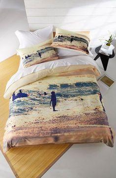 DENY Designs 'Sunset Surfers' Duvet Cover Set   Nordstrom