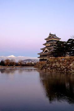 Matsumoto Castle, Nagano, Japan 松本城