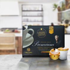 Caramel Vanilla BrewKup