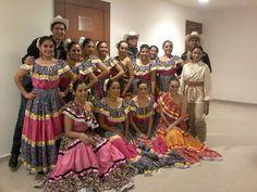 Sinaloa Compañía de #Folklor de la Universidad Anáhuac Norte #EscuelaArtes Anáhuac Norte México