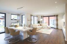 Hochwertig Esszimmer Wohnzimmer Aufteilung | My Blog