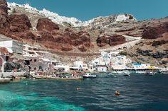 amoudi bay oia greece | Amoudi Bay, Oia, Santorini, Greece