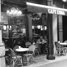 Another cafe worth trying in Barcelona, Cafe Emma